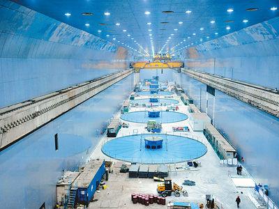 三峡电站重大实现国产化目标全面装备(科学发视频挖短客图片