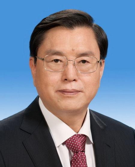 中共中央政治局常委张德江