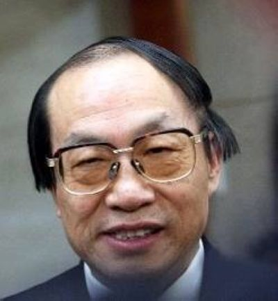 铁道部长刘志军资料图