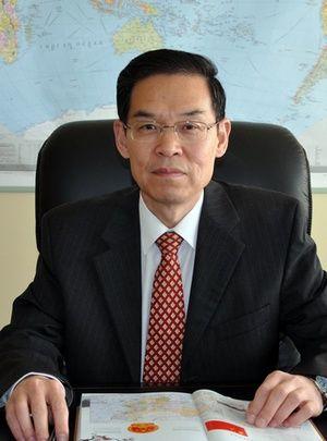 中国驻哥斯达黎加前大使李长华(资料图)