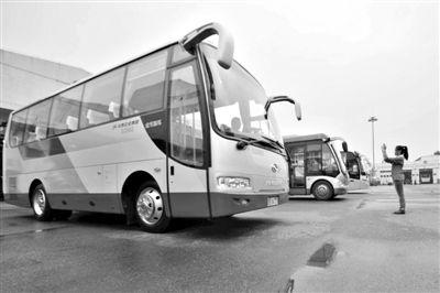 北京定制公交首批3条线路9日起正式开通图片