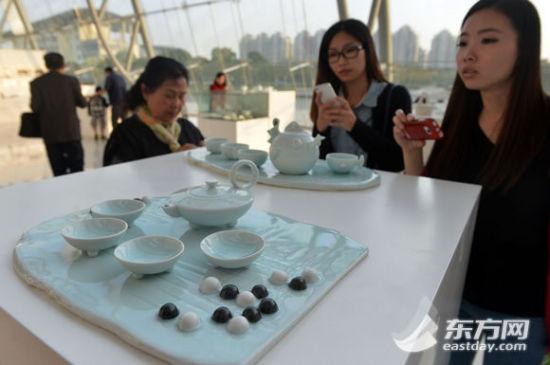 全国茶具创新设计大赛在上海视觉艺术学院举行