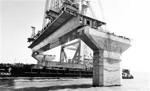 港珠澳大桥架