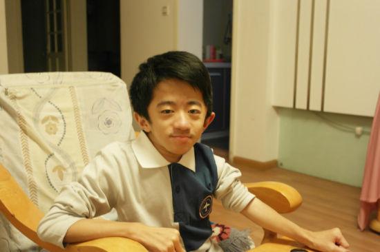 刘大铭:轮椅上的追梦少年