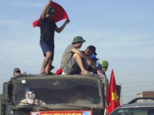 越南反华骚乱