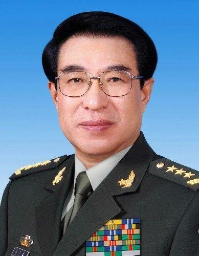 中央军委原副主席 徐才厚