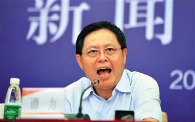 谭力 男,1955年10月生,汉族,重庆市人,大学学历,有知青经历。2009年3月前,一直在四川工作。