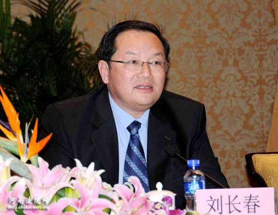 河南省人大常委会财政经济工作委员会主任委员刘长春