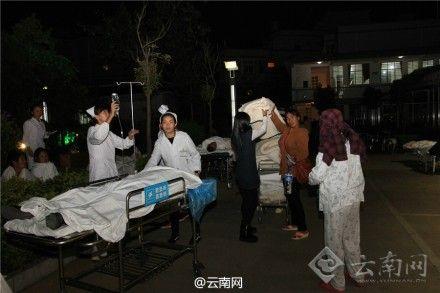 云南景谷发生6.6级地震 已致1死324伤