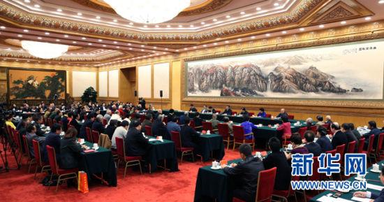 10月15日,中共中央总书记、国家主席、中央军委主席习近平在北京主持召开文艺工作座谈会并发表重要讲话。 新华社记者 庞兴雷 摄