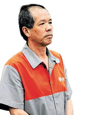 原中国铁道部运输局副局长苏顺虎。