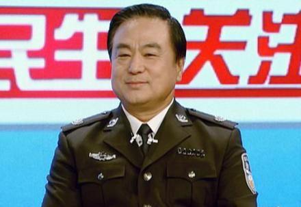 资料图:十八大以来公安系统落马的两位省部级高官之一:武长顺。