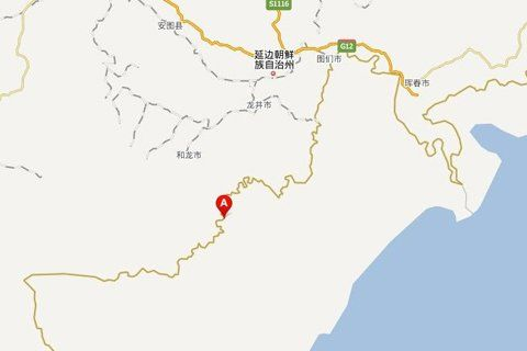据村长介绍,事发屯子过河,就是北朝鲜边境。