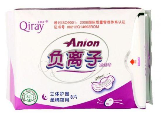 此中一款沿海生产的负离子清洁巾。(图像来历于收集)