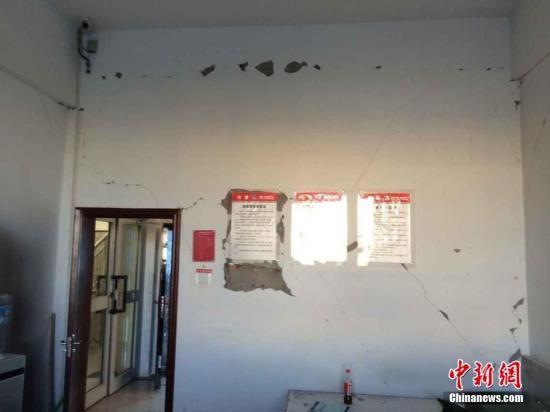新疆地震局称皮山地震属晚更新世断裂为地震多发地