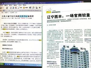 报道涉及县委书记负面当地警方进京抓记者