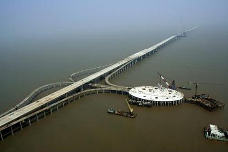 杭州湾跨海大桥有多长