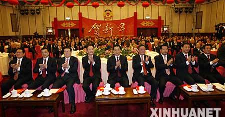 胡锦涛:今年对改革开放进行系统回顾总结
