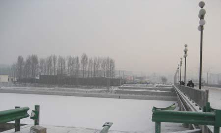 陕西榆林发生重大交通事故9死1伤(组图)