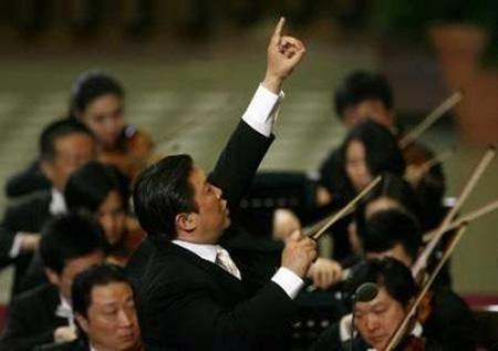 中国爱乐乐团在梵蒂冈成功首演(组图)