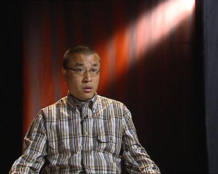 图文:《士兵突击》导演康红雷