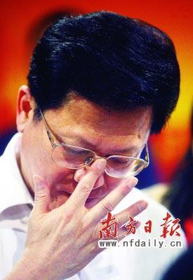 广州市长接访5个半小时接待436人(组图)