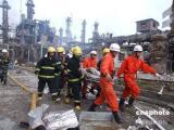广西宜州化工厂爆炸已造成16死60伤(组图)