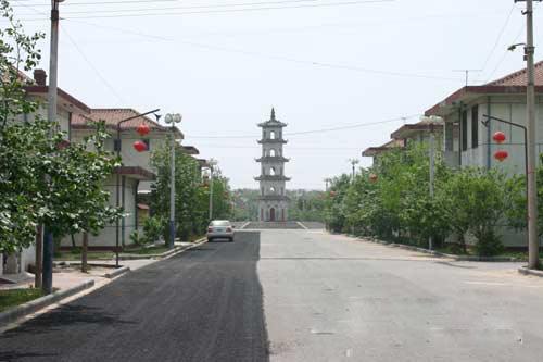 图文:天津最美乡村评选候选村庄西双塘