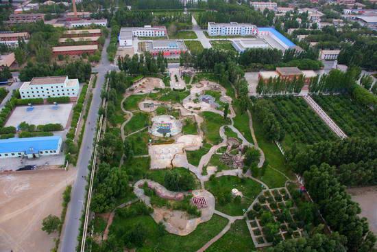 东风航天城绿化环境