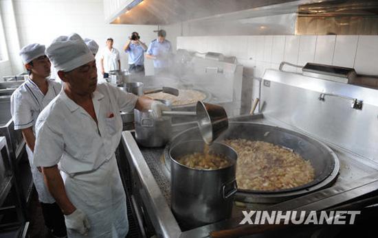 组图:北京西城区看守所首次对外开放