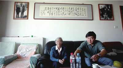 毛泽东卫士长李银桥在京辞世(组图)