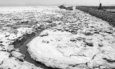 渤海黄海现30年同期最严重冰情几天内仍将发展