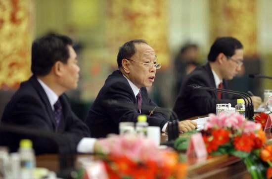 图文:十一届全国人大三次会议举行新闻发布会