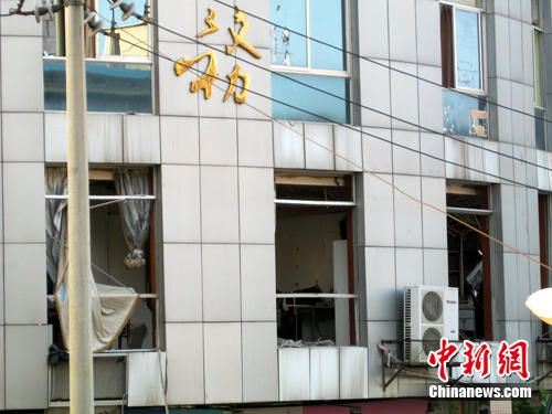长沙一处税务分局大楼爆炸4死19伤系人为制造