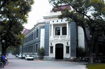 清华学堂。资料图片
