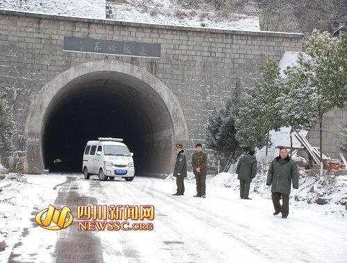 然而,因昨(17)夜万源境内36个乡镇普降大雪,各乡村公路难以通行,刚下