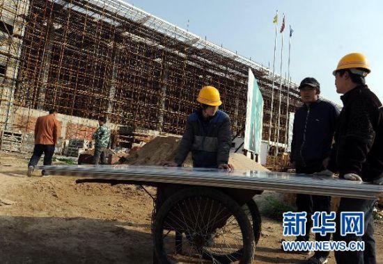 安徽财政穷县望江县建设办公楼超标准装潢(图