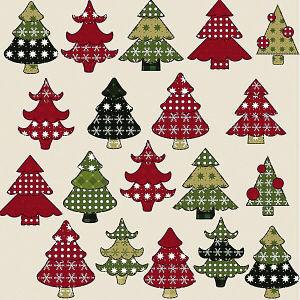 圣诞剪纸步骤图解