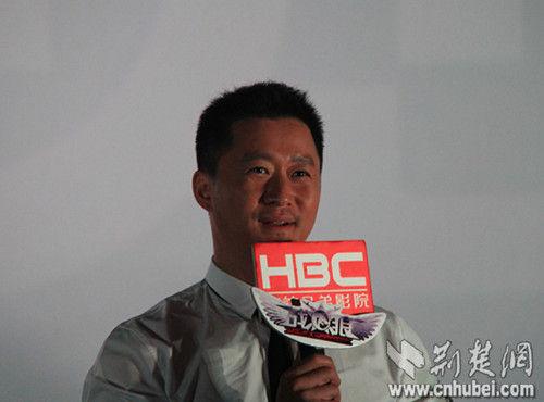 吴京为拍《战狼》在特种部队呆了18个月(图)
