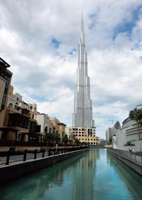 金融危机以后中国人成为迪拜地产购买主力