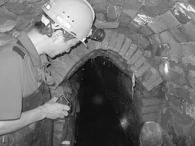 江西赣州遇洪不涝之谜:宋代排水系统仍发挥作用