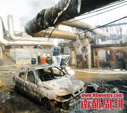 南京工厂爆炸事故暴露地下管网管理缺失问题