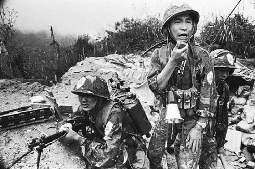 战地摄影记者忆老山前线战斗:参战前均留好遗书