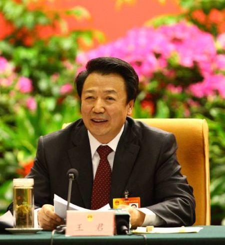 山西省省长王君