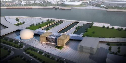 2010年上海世博会中国铁路馆