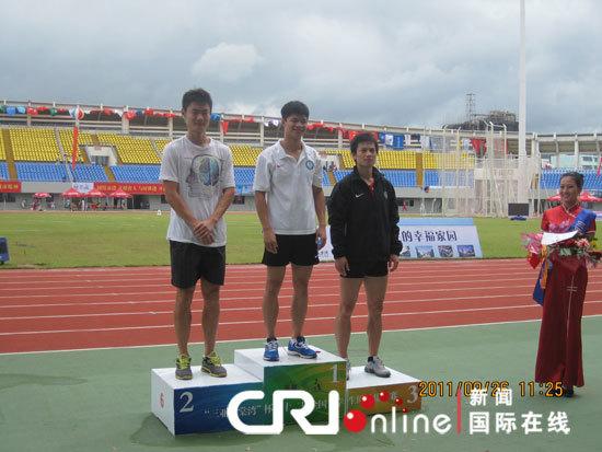 全国大学生田径锦标赛进入第二个比赛日
