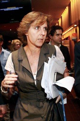 欧盟委员会负责气候事务的委员康妮・赫泽高