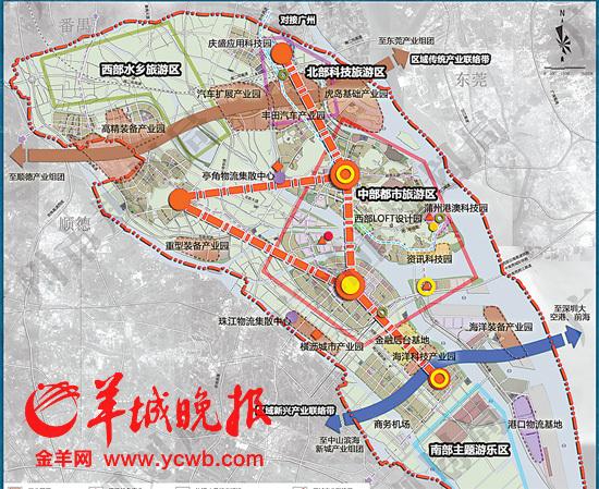 南城际铁路地图