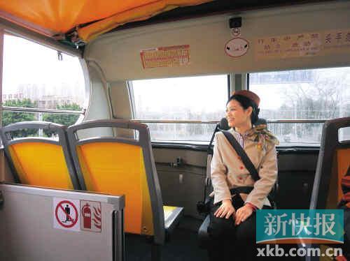 广州首条双层巴士旅游观光线路开通花3元叹海珠江景