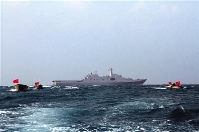 渔民:前几年去黄岩岛常见菲船现在是中国船